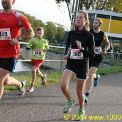 Siegerin 5 km Jedermannlauf Louisa Becker