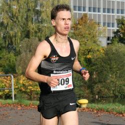 Sieger 5 km Jedermannlauf Hagen Maurer