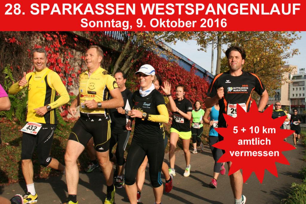 Westspangenlauf 2016